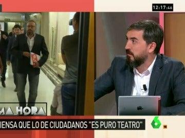 """Ignacio Escolar: """"¿Cómo pedir a Rajoy que acabe con la corrupción si corrupción es el propio PP?"""""""