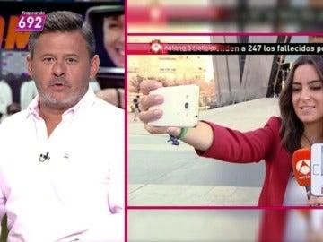 """Miki Nadal, sobre cómo sería pagar con selfies: """"Lo podremos hacer sólo los guapos"""""""