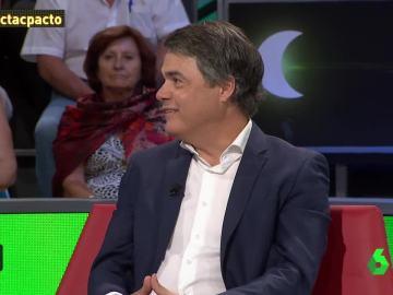"""Carlos Rojas: """"Pedimos al PSOE que se sume al diálogo de PP y Ciudadanos por el beneficio y el interés general"""""""