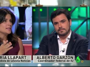 """Alberto Garzón: """"Mi deseo es que no haya terceras elecciones y que el presidente pudiera ser Pedro Sánchez"""""""