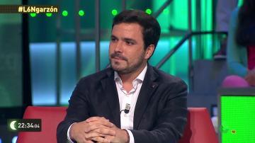 "Garzón: ""El pacto entre PP y C's era algo que esperábamos; regresión social e hipocresía sobre la corrupción"""