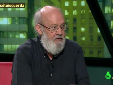 """José Luis Cuerda: """"Decían que Jesucristo era un hombre de izquierdas y viendo como estamos lo prefiero"""""""
