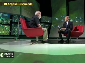 """José Luis Cuerda: """"La legislación española castiga al cine mientras la derecha europea lo subvenciona que te cagas"""""""