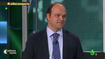 """José Carlos Díez: """"La mayor parte de la gente en pobreza severa son mujeres solteras con hijos a su cargo"""""""