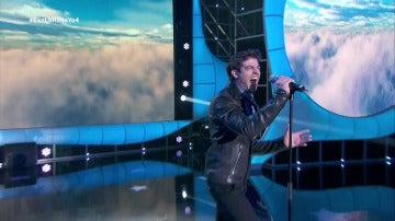 Sergio Arce se estrena cantando en Eso lo hago yo el tema 'Aire'