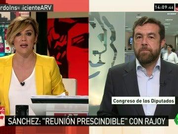 """Miguel Gutiérrez: """"La sociedad entera le está pidiendo al PSOE que desbloquee la situación"""""""