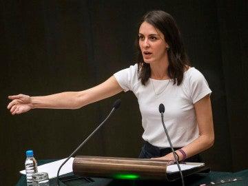 """Rita Maestre: """"En Podemos ha habido un exceso de testosterona"""""""
