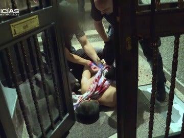 """La situación que se encuentra Policías en acción, tras un conflicto familiar: """"No para de sangrar por todos los lados"""""""