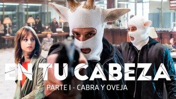Cinergía - 'Cabra y Oveja. En tu cabeza Parte I' de Kike Maíllo - Michelle Jenner, Hugo Silva, Adrián Lastra y Daniel Guzmán