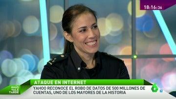 """Silvia Barrera: """"No podemos poner en duda la seguridad de las empresas, pero cualquier sistema es vulnerable"""""""
