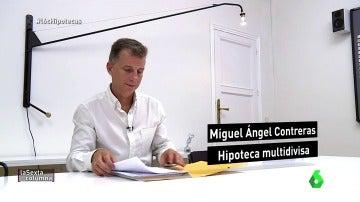 """Miguel Ángel: """"Le debo al banco 70.000 euros más de los que pedí. Me vendieron una hipoteca evenenada"""""""