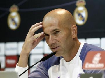 """Zidane: """"Hay que estar al 100% desde el principio hasta el final"""""""