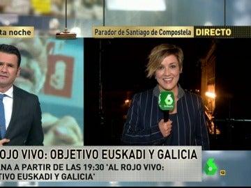 """Cristina Pardo: """"Ferreras no tendrá un pactómetro sino dos como mínimo, y eso es algo que nadie se debería perder"""""""