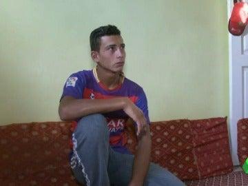 """Salah Mohamed, superviviente del naufragio en las costas egipcias: """"Algunos se hundieron, yo aguanté horas a flote"""""""