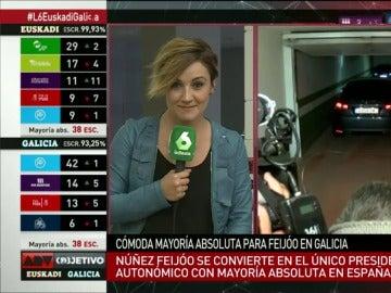 """Cristina Pardo: """"El catering del PP está a la altura de la mayoría absoluta"""""""