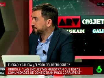 """Ignacio Escolar: """"En el PSOE hay muchos esperando a Pedro Sánchez con los cuchillos afilados"""""""