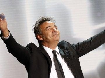 """Eduard Fernández, Concha de Plata a mejor actor por 'El hombre de las Mil Caras': """"Contamos una gran verdad"""""""