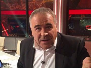 """Ferreras: """"Lo importante es si los resultados del PP y del PSOE en Euskadi y en Galicia precipitan movimientos internos que desbloqueen la situación en España"""""""