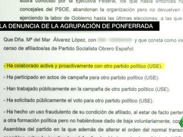Los socialistas de Ponferrada plantean recurrir la decisión federal de 'perdonar' a los 12 concejales expedientados
