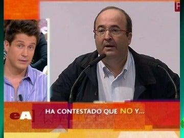 Miquel Iceta se somete al polígrafo, ¿España puede permitirse cuatro años más del PP?