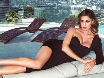 La modelo argentina Belén Rodríguez