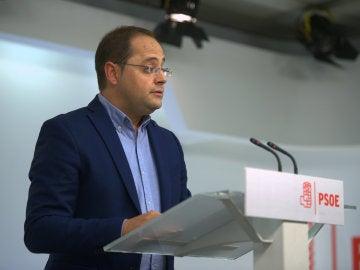"""Luena admite los malos resultados del PSOE en Galicia y Euskadi y argumenta que la campaña ha sido """"en condiciones muy difíciles"""""""