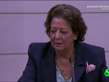 """La verdad amarga que ha descubierto Rita Barberá: """"En el Grupo Mixto tiene menos amigos que en el PP"""""""