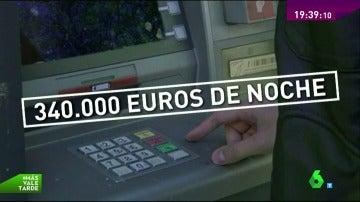 Festivos y la noche: el curioso horario de las tarjetas black con el que se gastaron más de 340.000 euros