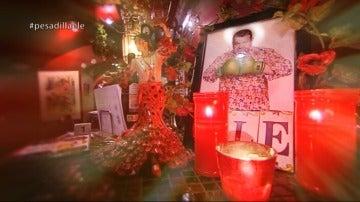 Pesadilla en la cocina visita el 'templo del flamenco', en Países Bajos, con un altar dedicado al 'Santo Chicote'