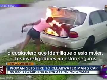 La revancha 'errónea' de una mujer despechada tras cortar con su pareja: quemarle el coche