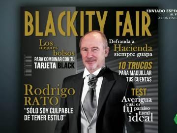 Joyas, lencería femenina...'Blackity Fair' te desvela todos los secretos de los políticos corruptos de las Tarjetas Black