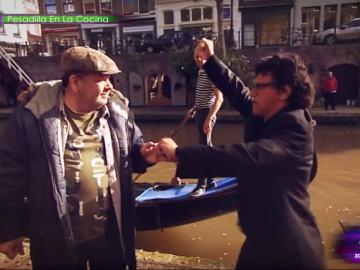 """Fermín: """"Santo Chicote está con nosotros en Utrecht"""""""