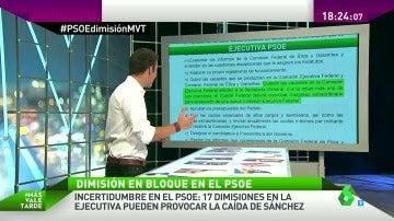 ¿Es el fin de Pedro Sánchez como secretario general del PSOE? Los estatutos socialistas, al detalle