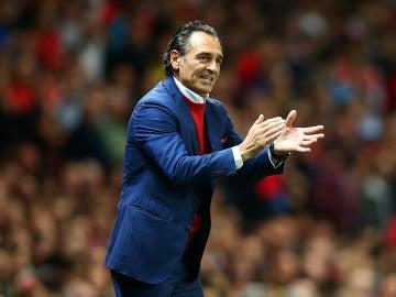 Cesare Prandelli será el nuevo entrenador del Valencia