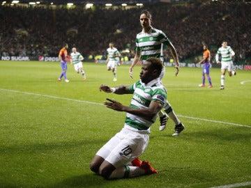 Un Manchester City sorprendido empata ante un Celtic desatado