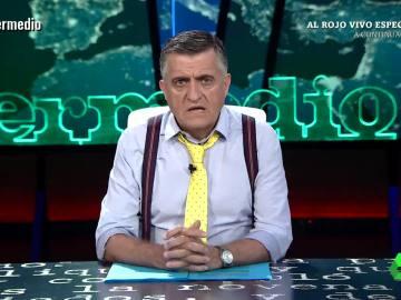 """Wyoming, sobre la dimisión en bloque del PSOE: """"España un país de extremos. O no dimite nadie, o dimiten 17"""""""