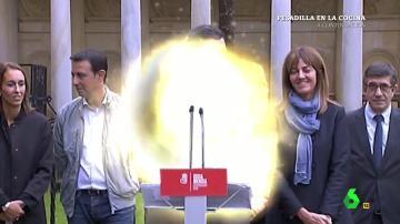 Así actúa Pedro Sánchez tras la dimisión en bloque en el PSOE: desapareciendo