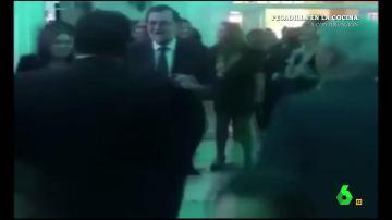 La gran consternación de Rajoy ante la crisis del PSOE