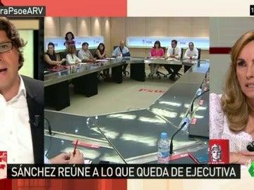 """¿Elecciones, abstención o posible investidura de Sánchez?; ARV, más 'al rojo' que nunca: """"Calma, esto no es Ferraz"""""""