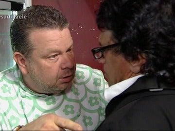 """Alberto Chicote manda a """"tomar el fresco"""" a Fermín: """"Yo no vengo aquí a hacer el gilipollas"""""""