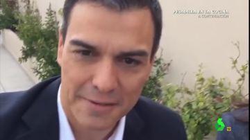 Así daba Pedro Sánchez a conocer a la número dos del PSOE, Carmen de Mairena