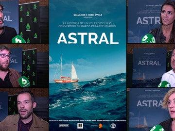 """'Astral', """"una muestra de periodismo responsable y comprometido"""" que cautivó en Matadero Madrid"""