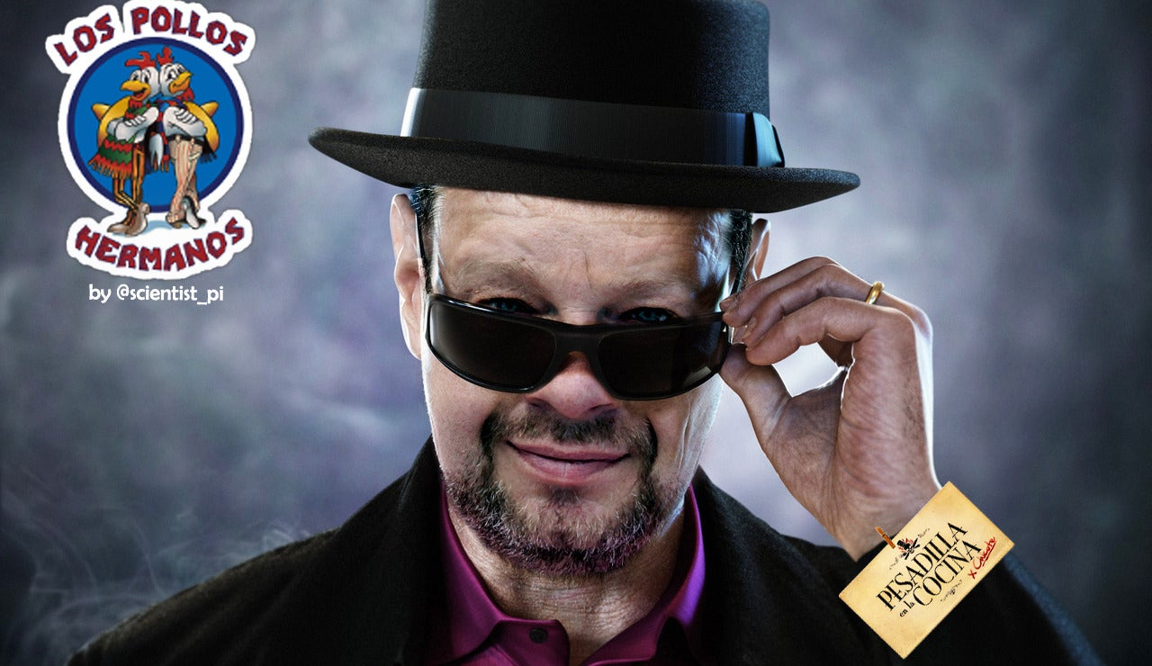 Chicote, el nuevo Heisenberg