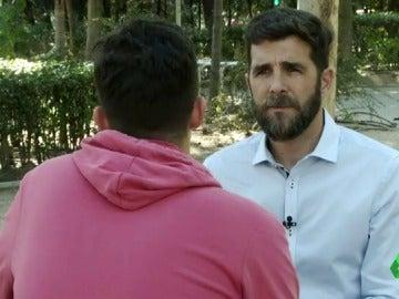 """Roberto, en rehabilitación: """"Soy ludópata y lo seré toda la vida porque tengo algo en la cabeza que me hace 'click'"""""""