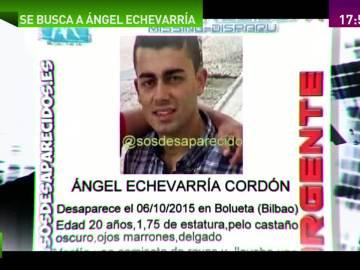 La familia de Ángel Echevarría teme que tuviese problemas con bandas vinculadas al narcotráfico
