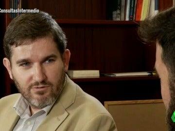 """Ignacio Urquizu: """"Estamos asumiendo que la legislatura de Rajoy durará cuatro años, veremos cuánto dura"""""""