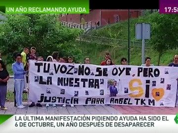 La familia de Ángel Echevarría cree que se han perdido pruebas de su desaparición por una deficiente implicación policial