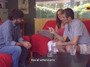 """Carlos, un paciente de ELA: """"En cuanto a la muerte, un perro tiene más derechos que yo"""""""