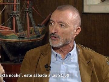 """Arturo Pérez-Reverte: """"En España no queremos ver al adversario convencido, ni vencido; lo queremos ver exterminado"""""""