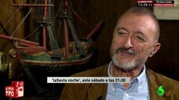 "Así ve Arturo Pérez-Reverte el boicot a Felipe González en la Autónoma: ""Somos la vergüenza de Europa"""